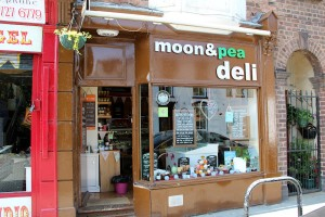 Moon and Pea Deli