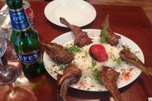 Elif BBQ Food
