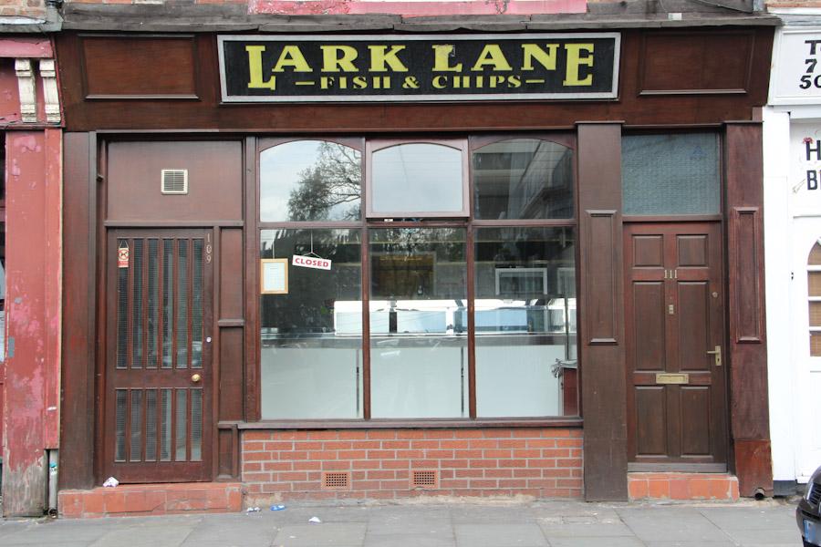 Chinese Restaurants In Lark Lane Liverpool