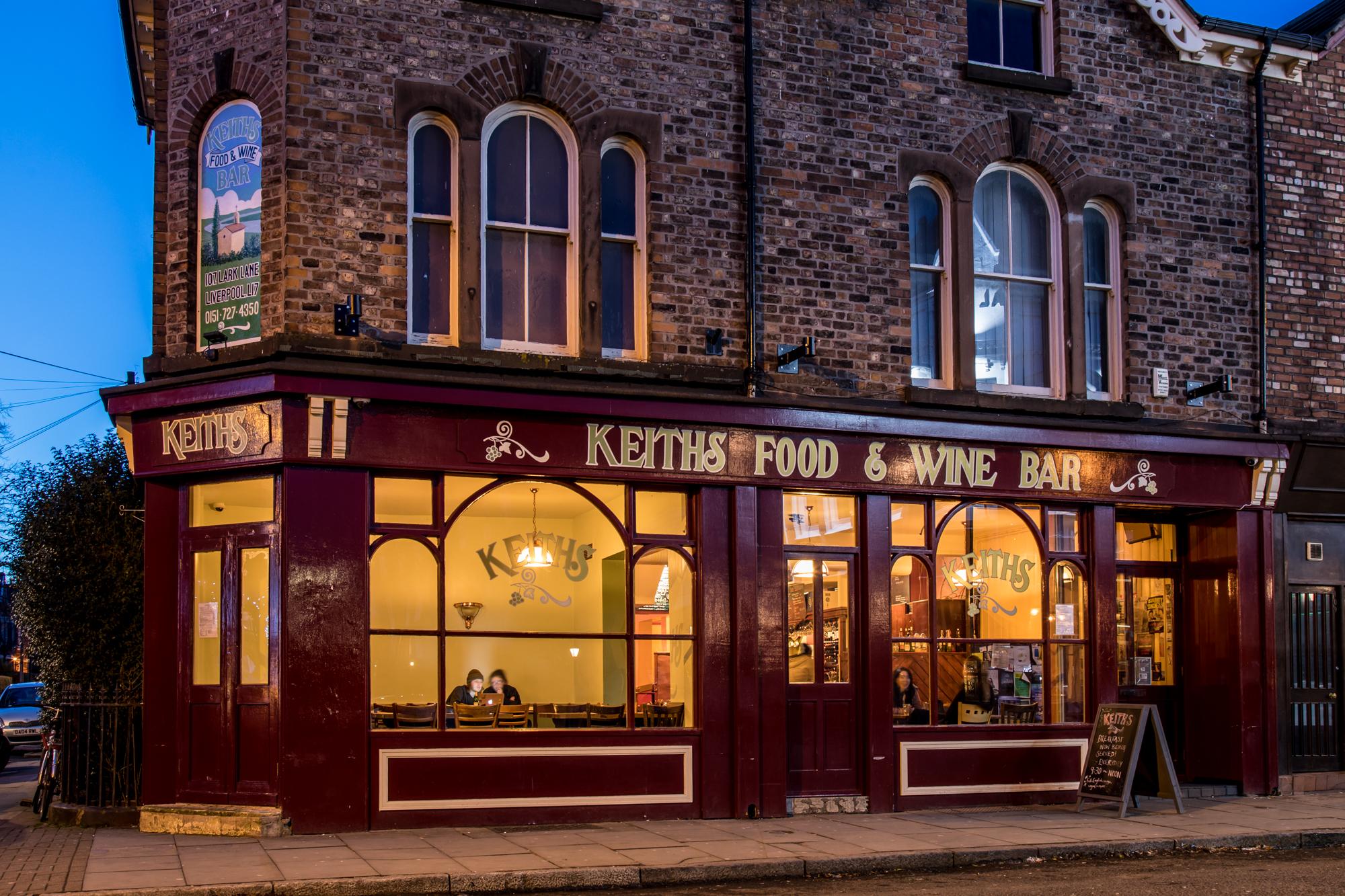Keith's Food and Wine Bar