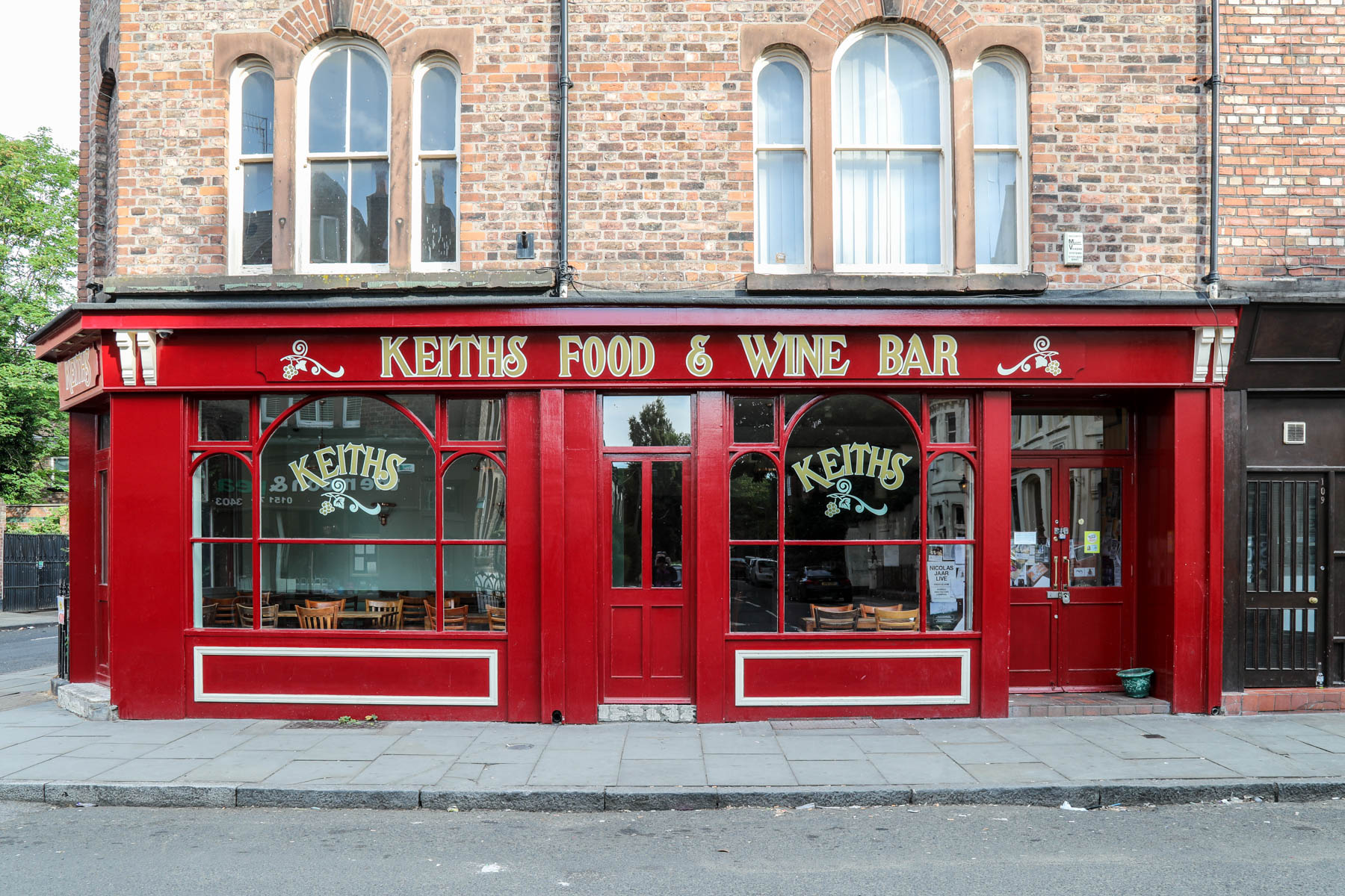Keiths Wine Bar