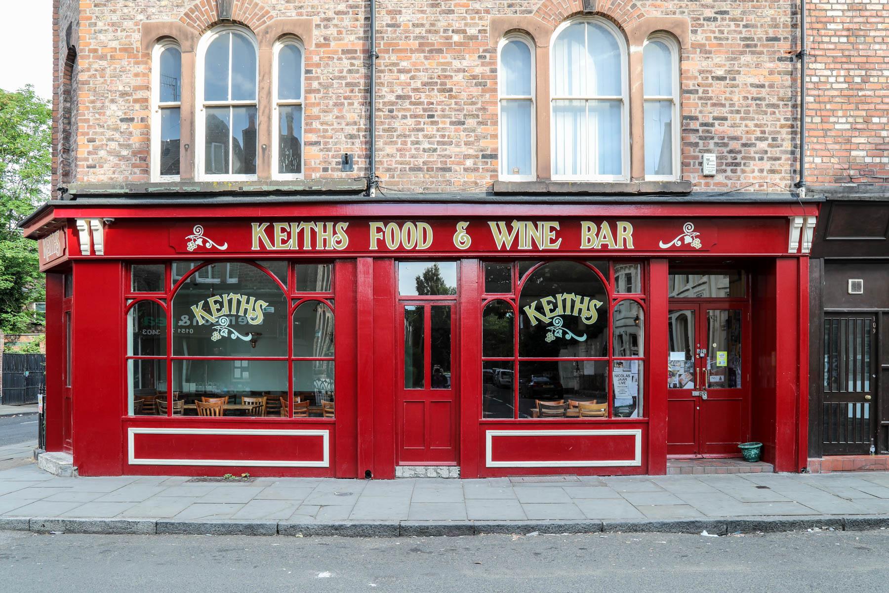 Keiths Wine Bar