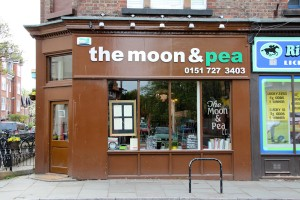 Moon and Pea