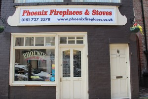 Phoenix Fireplaces and Stoves