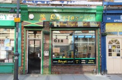 Raggas has closed