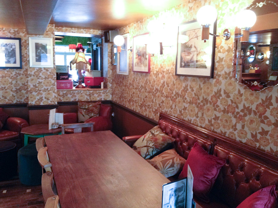 Milo Lounge Cafe Bar Liverpool