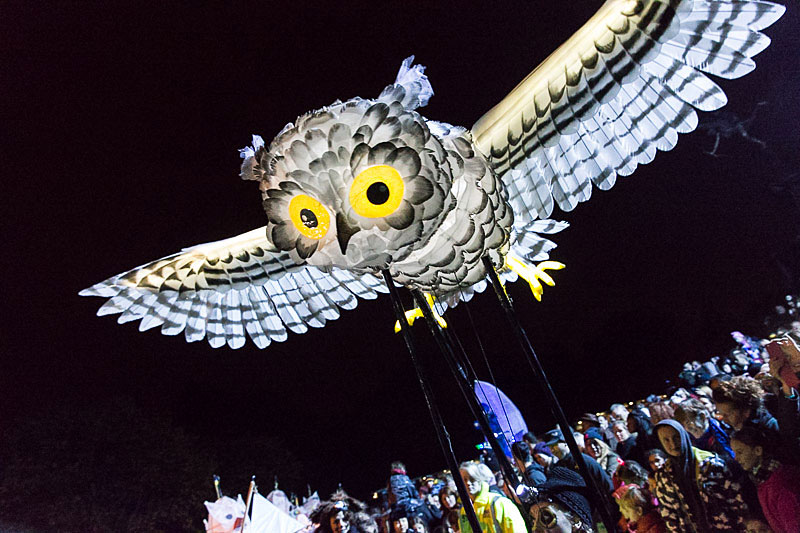 Halloween Lantern Carnival 2015