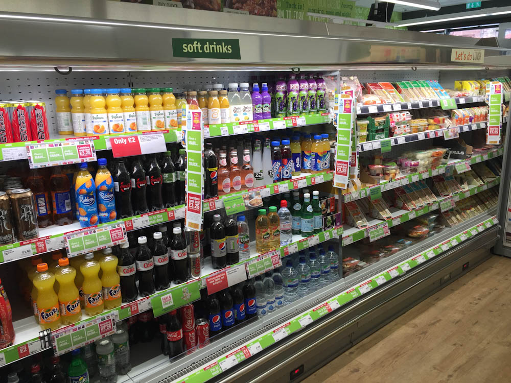 Cooperative Food Stores Opening Times