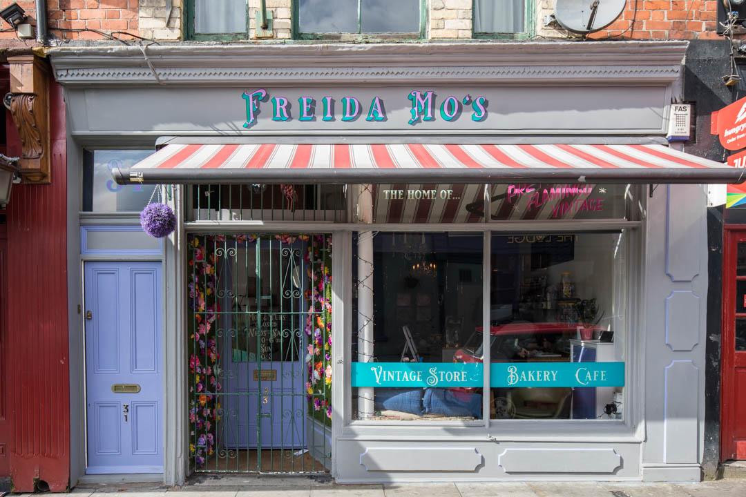 Freida Mo's