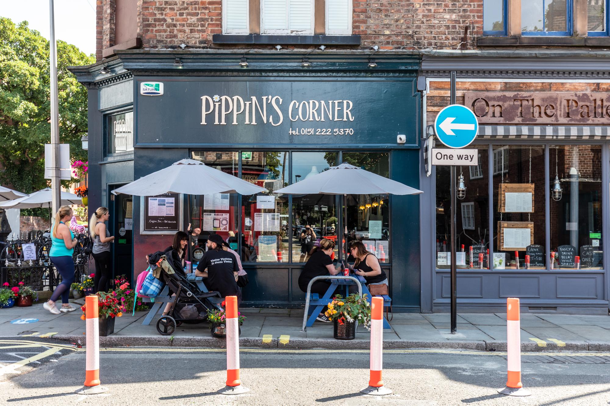 Pippin's Corner