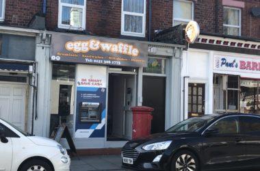 Egg N Waffle