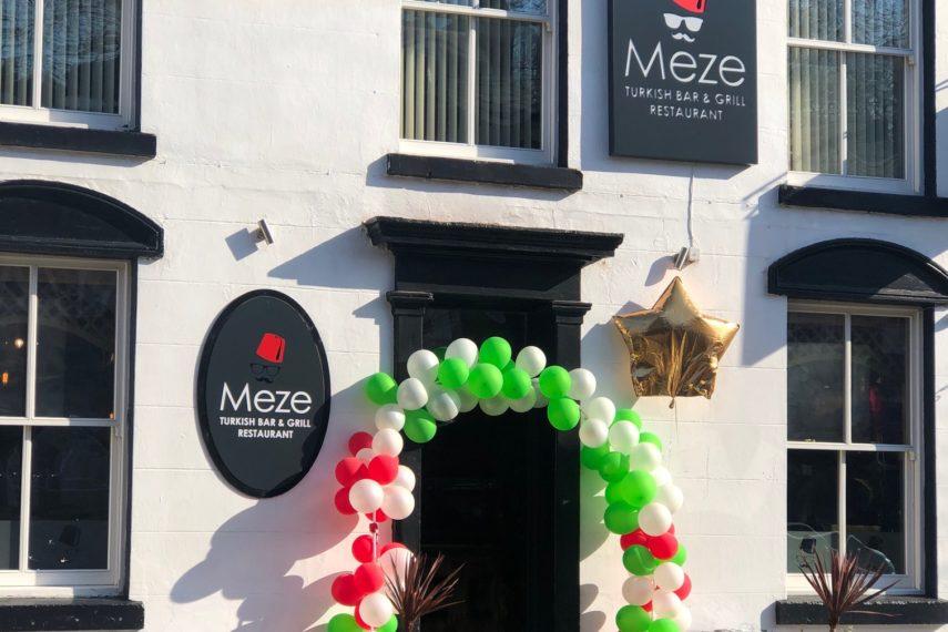 Meze Turkish Bar & Grill