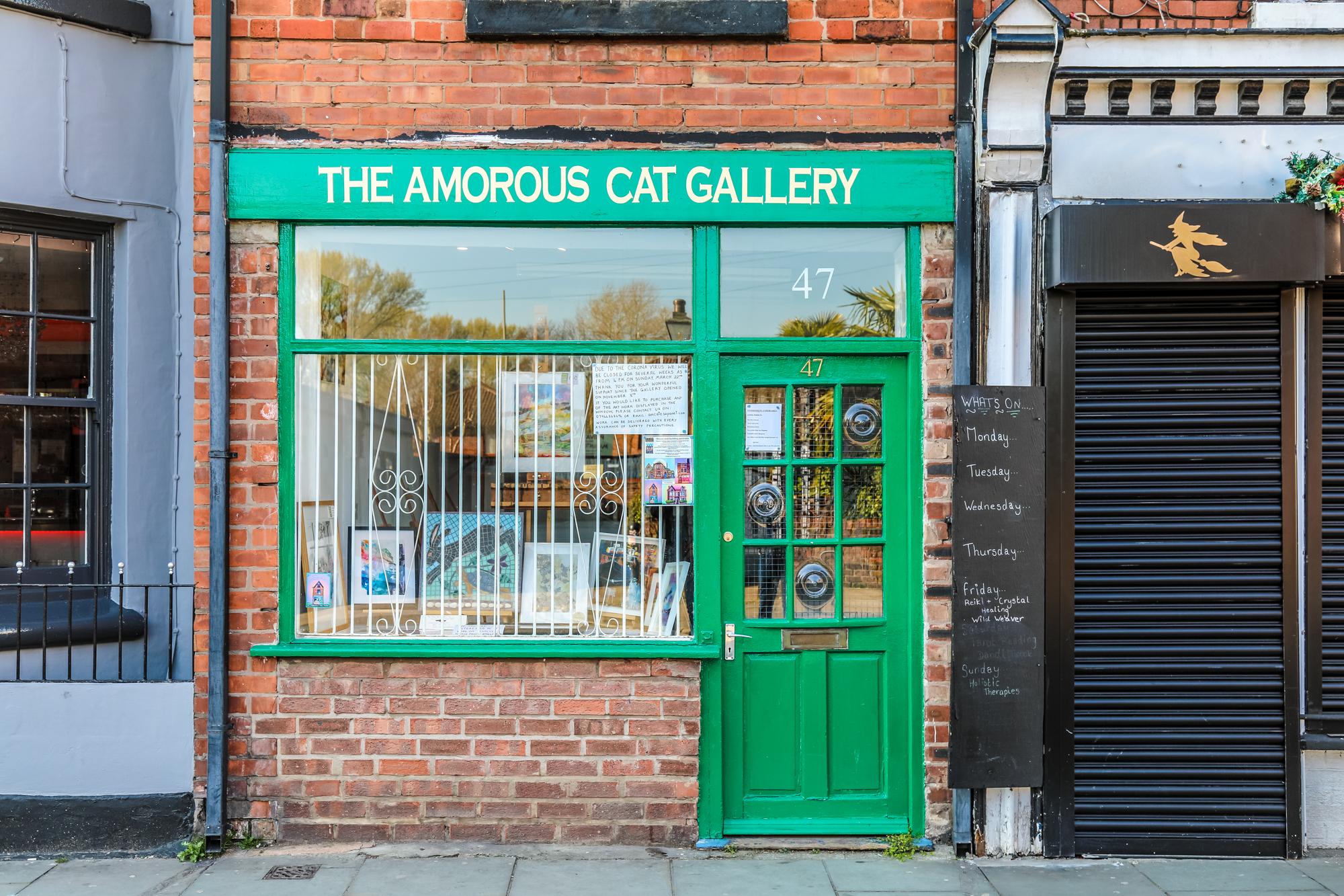 Amorous Cat Gallery
