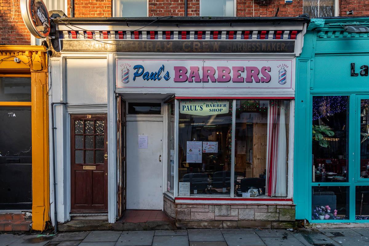 Paul's Barber Shop