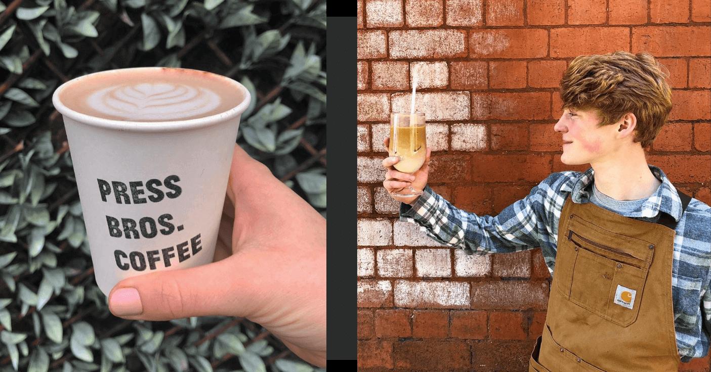Press Bros. Coffee